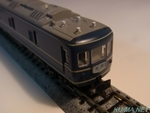 Model railroad photo of KATO KANI22 no-pantograph car SUISEI Thumbnail