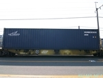 Photo of コキ110-3(KOKI110-3) and 40ft container Thumbnail