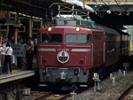 Photo of 130Th Anniversary Utsunomiya Line anniversary train EF81 Thumbnail