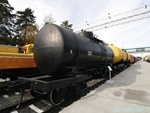 Photo of Russian 4 axles tank car Thumbnail