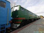 Photo of USSR diesel locomotive 2ТЭ10л(2TEL10l)-2100 Thumbnail