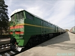 Photo of USSR diesel locomotive 2ТЭ10м(2TE10m) Thumbnail
