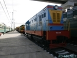 Photo of Russian diesel locomotive ЧМЭ2(ChME2)-508 Thumbnail