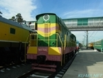Photo of Russian diesel locomotive ЧМЭ3(ChME3)-5452 Thumbnail