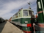 Photo of Czechoslovakian Electric Locomotive ЧС1(ChS1) Thumbnail