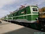 Photo of Czechoslovakian Electric Locomotive ЧС3(ChS3) Thumbnail