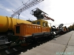 Photo of Russian Railcar ДГКу(DGKy)-2060 Thumbnail
