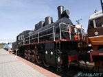 Photo of Russian steam locomotive Эм725-12(Em 725-12) Thumbnail