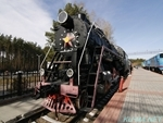 Photo of Russian steam locomotive L-3393 Thumbnail