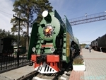 Photo of Russian steam locomotive P36 Thumbnail