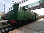 Photo of Russian SL repair train ПЗСМ-154(PZSM-154) Thumbnail