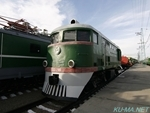 Photo of USSR diesel locomotive ТЭ2(TE2)-289 Thumbnail
