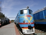 Photo of USSR diesel locomotiveТЭ7 (TE7)-096 Thumbnail