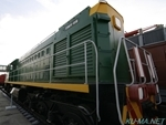Photo of Russian diesel locomotive ТЭМ15(TEM15)-016 Thumbnail