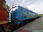 Photo of Russian diesel locomotive ТЭП10(TEP10)-082 Thumbnail