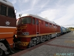 Photo of Diesel locomotive ТЭП60(TEP60)-1195 Thumbnail
