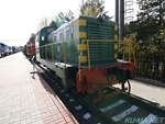 Photo of Russian diesel locomotive ТГМ1-2925(TGM1-2925) Thumbnail