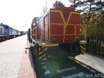 Photo of Russian diesel locomotive ТГМ23В-1026(TGM23V-1026) Thumbnail