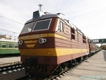 Photo of Russian Electric Locomotive ВЛ40с-1066-2(VL40s-1066-2) Thumbnail