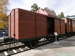 Photo of Tank car for alcohol Thumbnail