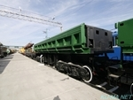 Photo of Russian 6 axles dump car Thumbnail