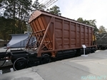 Photo of Russian 4 axles hopper car for mineral fertilizer Thumbnail