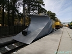 Photo of snowplow train Таран(Taran) Thumbnail