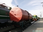 Photo of Russian fire-fighting tank car Thumbnail