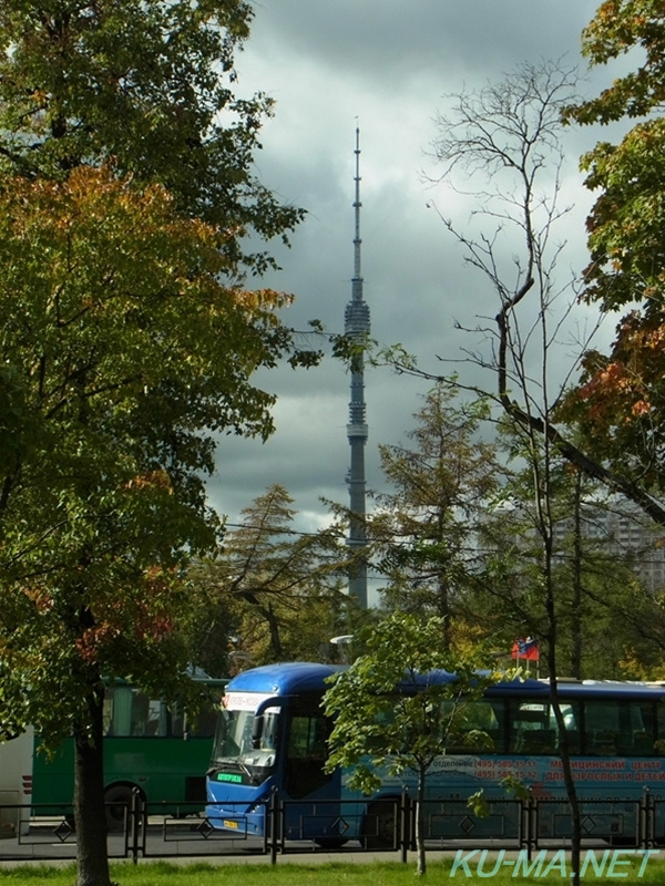 Photo of Ostankino Television Tower