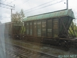 Photo of Trans-Siberian Railway Hopper car Thumbnail