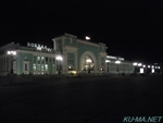 Photo of Novosibirsk station of midnight Thumbnail